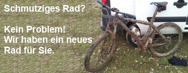 neues Mountainbike ?